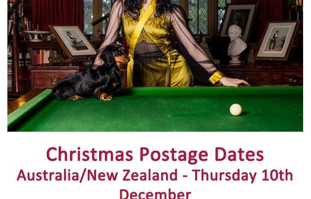 Christmas Postage Deadlines