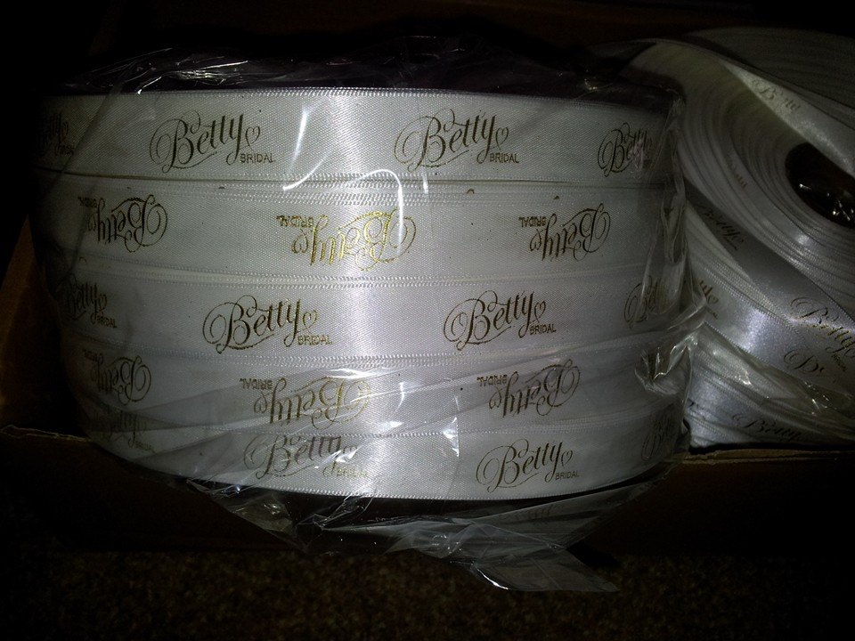 Betty Bridal Ribbon
