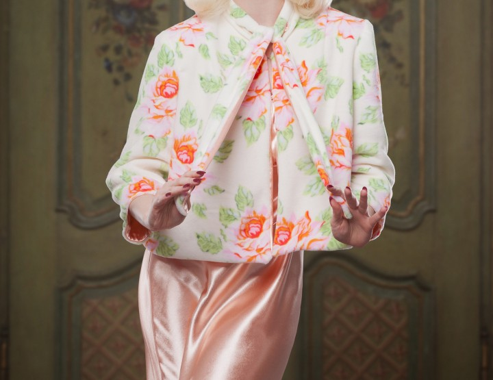 NEW PRODUCT ALERT - Reversible Bettie Bed Jacket