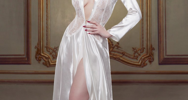 Betty Bridal - The Nell Robe