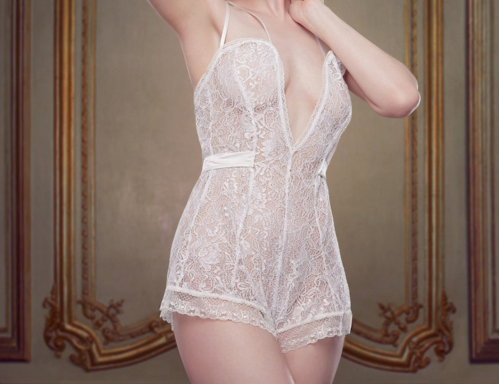 Betty Bridal - The Nell Teddy