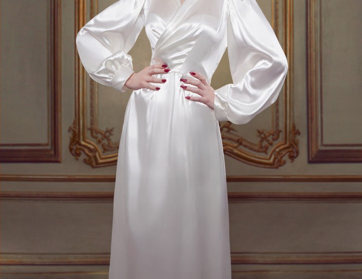 Betty Bridal - Bridal Bettie Robe