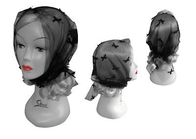The Marilyn Head Scarf