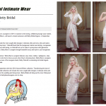 Review in Global Intimate Wear magazine