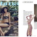 Review in Intima magazine, France