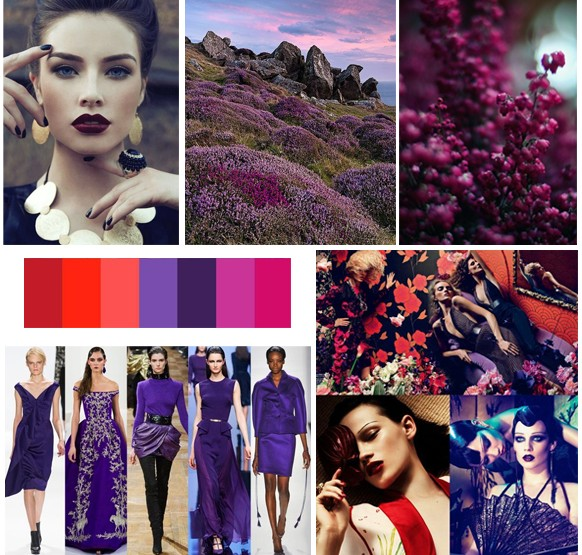Autumn/Winter 2014 Season Inspiration