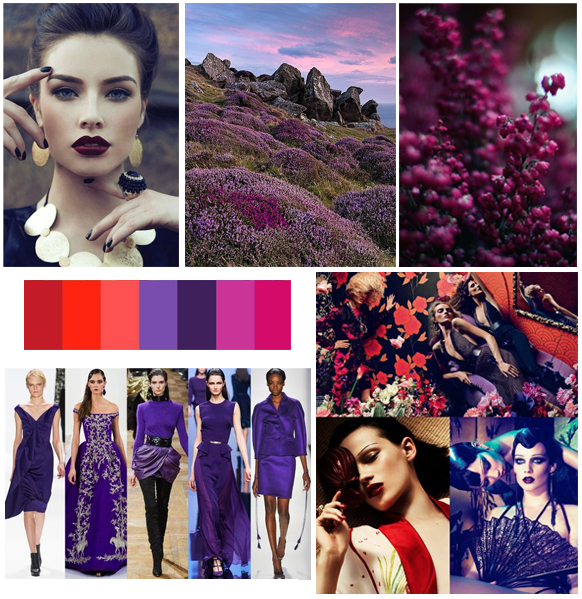 Fall/Winter 2014 Key Trends/Inspiration