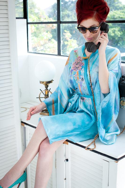 Hello?  Anyone need a Kimono?