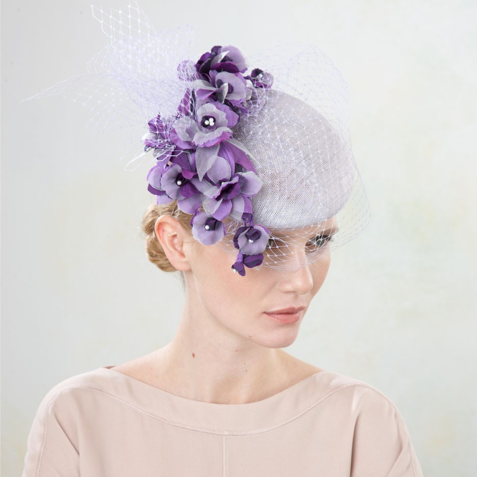 Vintage-Inspired Hats