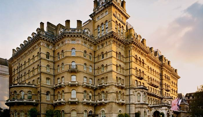 A Very Haunted Halloween - Luxury Hotels