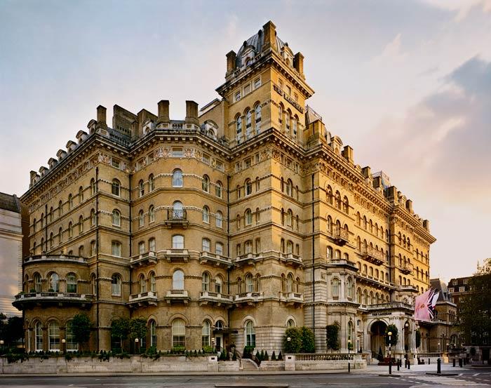 A Very Haunted Halloween - Luxury Hotels