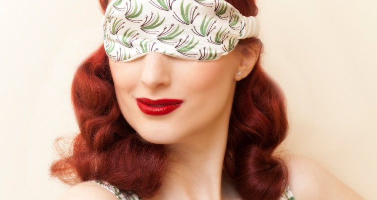 NEW PRODUCT ALERT - Silk Eyemasks