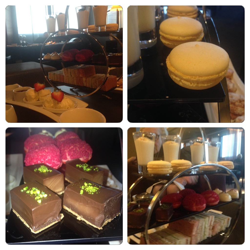 The Aviator Hotel Afternoon Tea