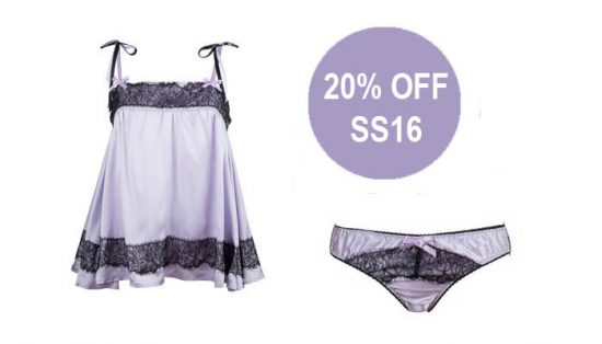 20% off Susie set