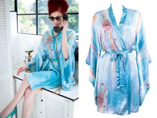 Limited Edition Nikki Kimono