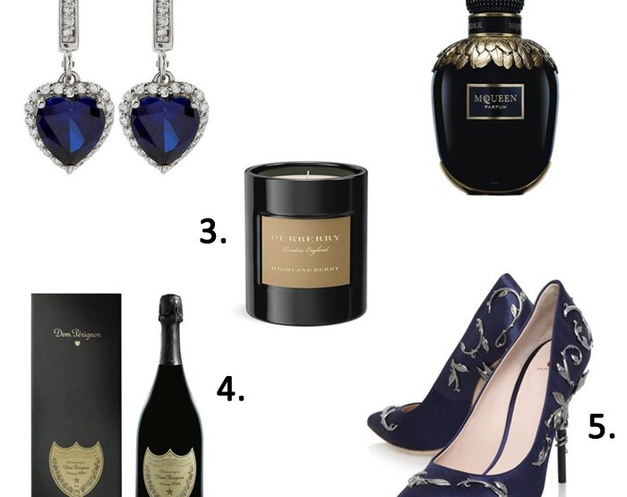 Luxury Valentine's Gift Guide